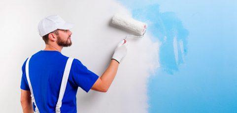 Pintura de imóvel alugado, quem deve fazer?