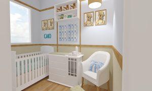 Dicas essenciais para decorar o quartinho do bebê