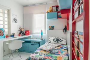 Entenda quais cuidados ter na reforma de quarto de criança