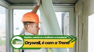 Parede em Drywall: Entenda Como Usar e os Benefícios
